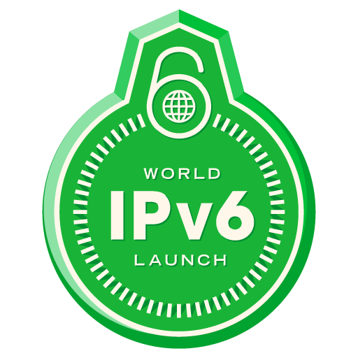 IPv6 全球发布